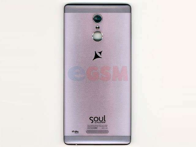 Capac spate Allview X3 Soul Style gri