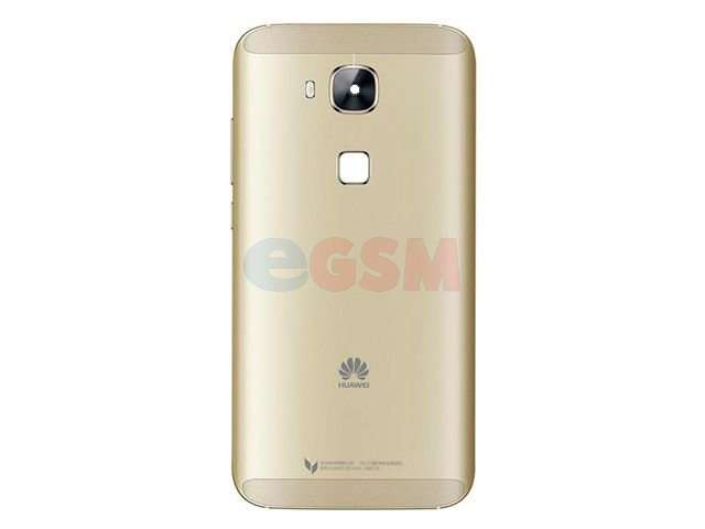 Capac spate Huawei G8, GX8 auriu