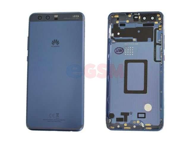 Capac spate Huawei P10 Plus, VKY-L09, VKY-L29 albastru