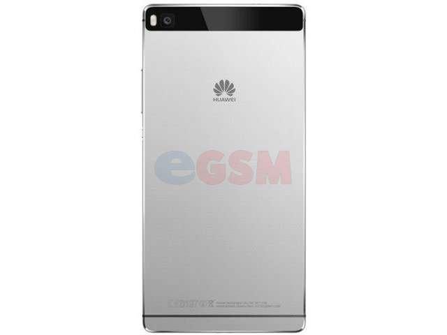 Capac spate Huawei P8 max argintiu
