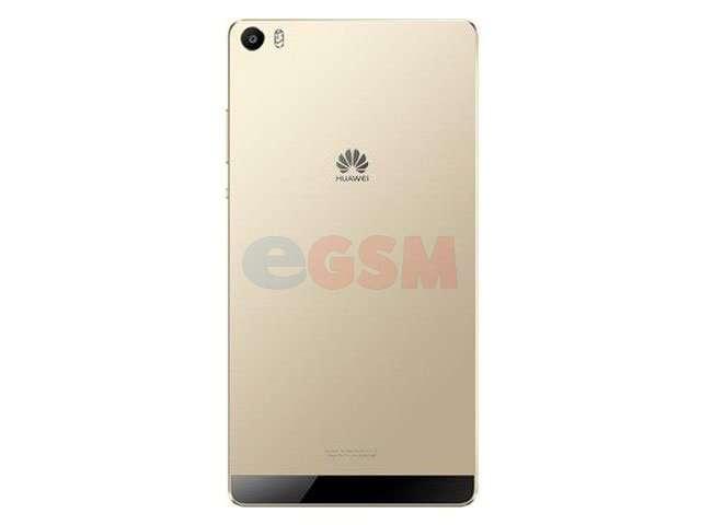 Capac spate Huawei P8 max auriu