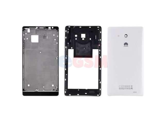 Carcasa Huawei MT1 Ascend Mate alba