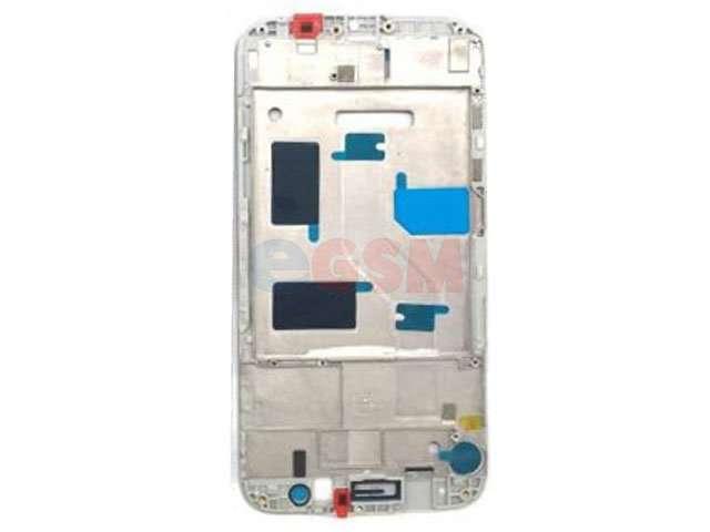 Carcasa rama display Huawei G8, GX8 alba