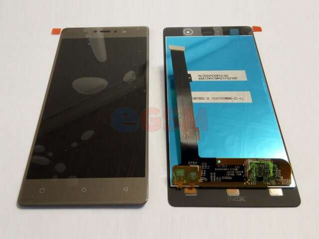 Display cu touchscreen Allview X3 Soul Style mocha gold
