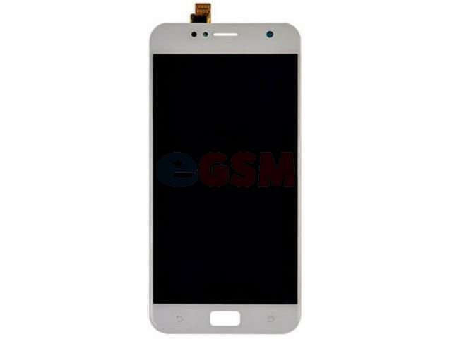 Display cu touchscreen Asus Zenfone 4 Selfie ZD553KL alb