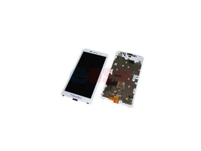 Display cu touchscreen BlackBerry Z30 alb original