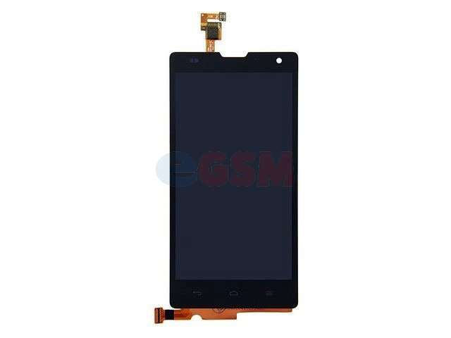 Display cu touchscreen Huawei Ascend G740, Orange Yumo