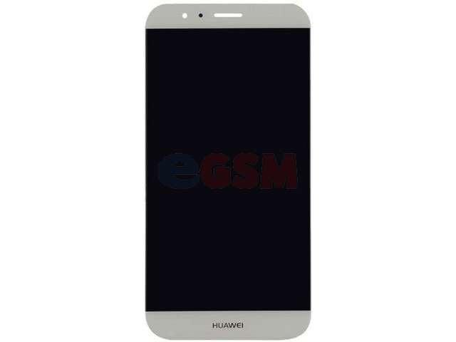 Display cu touchscreen Huawei G8, GX8 alb