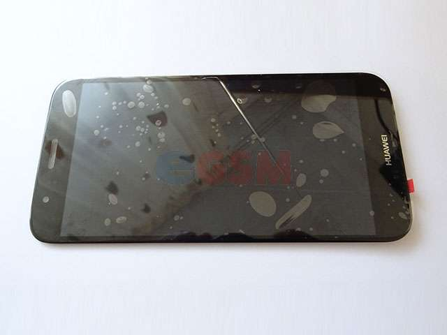 Display cu touchscreen Huawei G8, GX8 negru