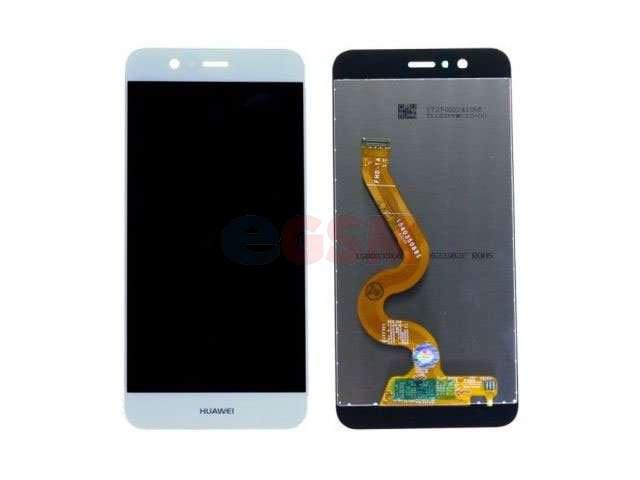 Display cu touchscreen Huawei Nova 2 Plus, BAC-L03 alb
