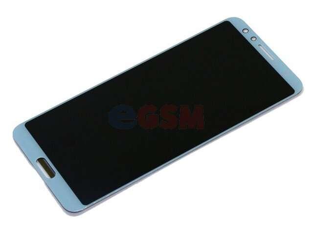 Display cu touchscreen Huawei Nova 2s albastru