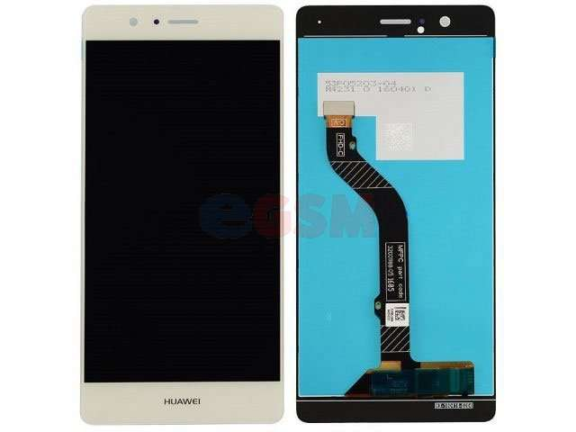 Display cu touchscreen Huawei P9 Lite (VNS-L21), G9 Lite alb