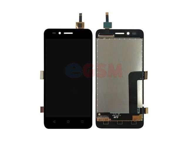 Display cu touchscreen Huawei Y3 II, Honor Bee 2, LUA-U22 versiunea cu 4G negru