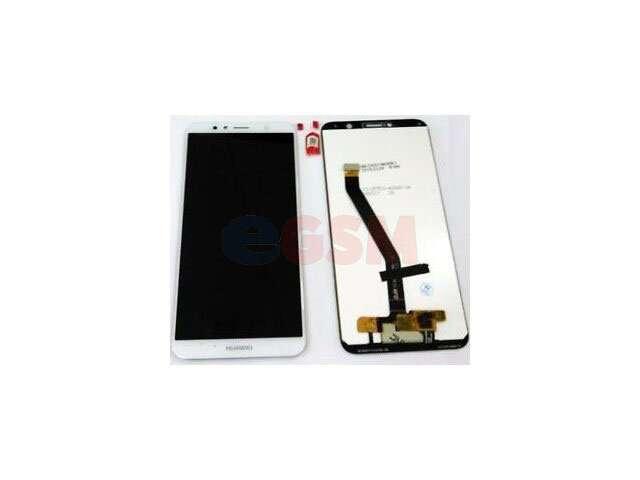 Display cu touchscreen Huawei Y6 2018, ATU-LX1, ATU-L11, ATU-L21 alb