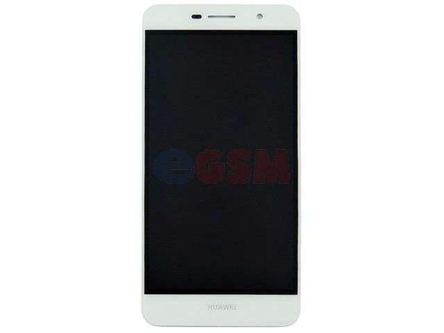 Display cu touchscreen Huawei Y6 Pro, Honor Play 5X, Enjoy 5 alb