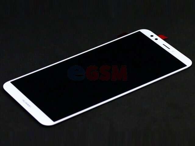 Display cu touchscreen Huawei Y7 Prime 2018, LDN-LX1, LDN-LX2, LDN-L21, LDN-L22 alb