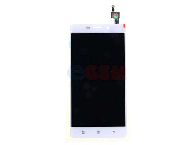 Display cu touchscreen Lenovo A5600, Lenovo A5860 alb