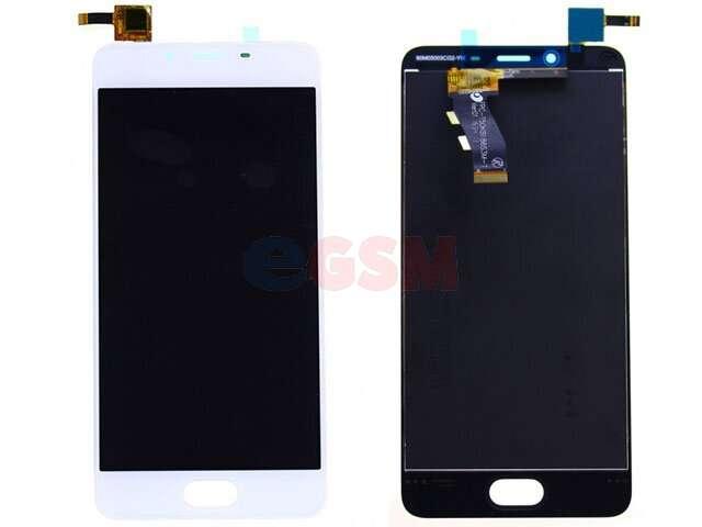 Display cu touchscreen Meizu U10 alb