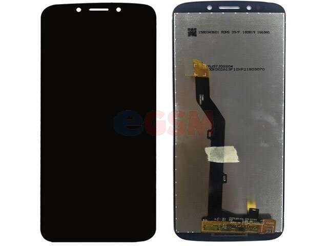 Display cu touchscreen Motorola Moto G6 Play