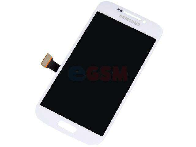 Display cu touchscreen Samsung SM-C1010, SM-C101, Galaxy S4 zoom alb