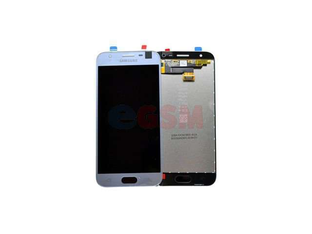 Display cu touchscreen Samsung SM-J330F Galaxy J3 2017 argintiu