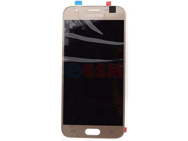 Display cu touchscreen Samsung SM-J330F Galaxy J3 2017 auriu