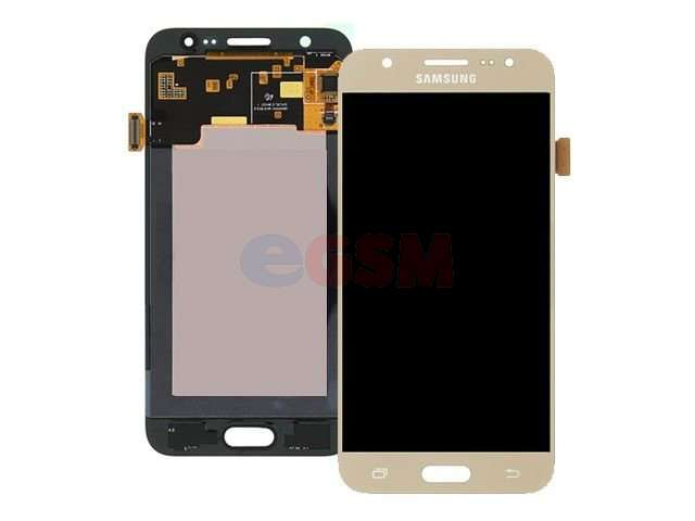 Display cu touchscreen Samsung SM-J500FN Galaxy J5 auriu