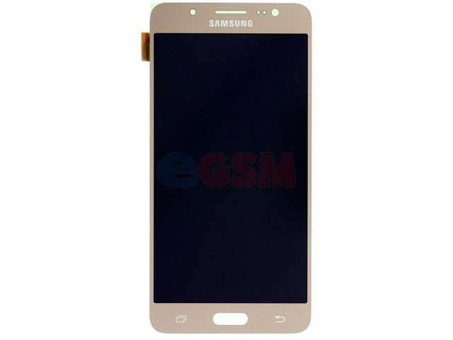 Display cu touchscreen Samsung SM-J510FN Galaxy J5 2016 auriu