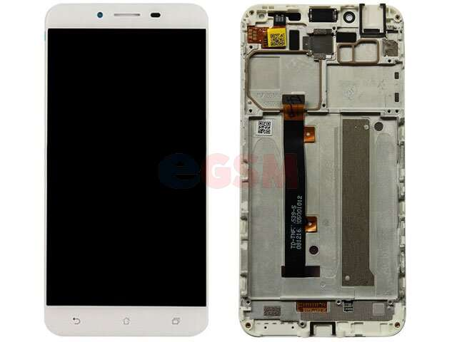 Display cu touchscreen si rama Asus Zenfone 3 Max ZC553KL