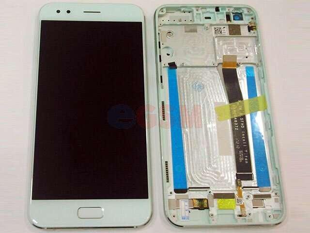 Display cu touchscreen si rama Asus Zenfone 4 ZE554KL verde