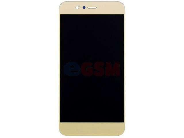 Display cu touchscreen si rama Huawei Nova 2, PIC-AL00 auriu