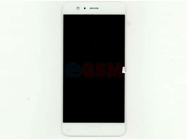 Display cu touchscreen si rama Huawei P10 Plus, VKY-L09, VKY-L29 alb