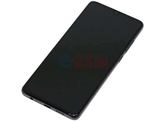 Display cu touchscreen si rama Huawei P30 ELE-L09, ELE-L29