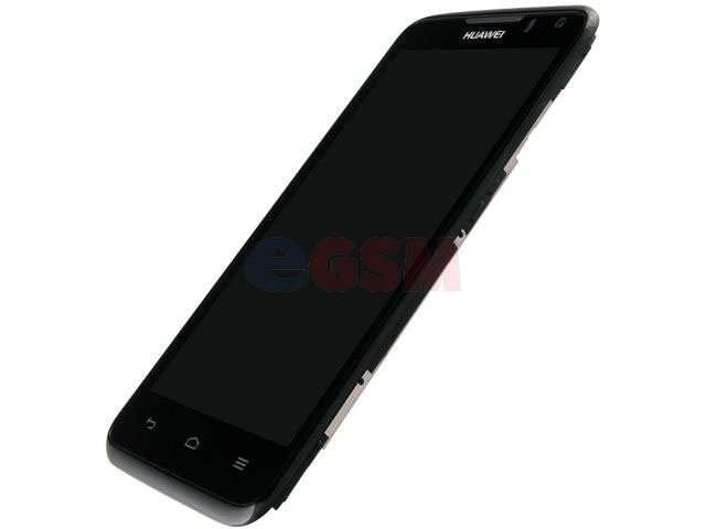 Display cu touchscreen si rama Huawei U9510, Ascend D Quad