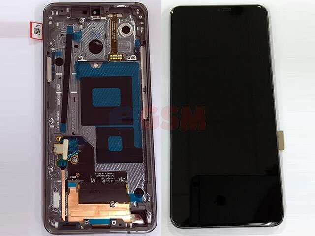 display cu touchscreen si rama lg g7 thinq g710