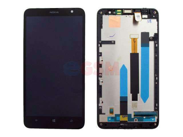 Display cu touchscreen si rama Nokia Lumia 1320