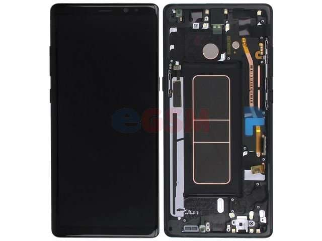 Display cu touchscreen si rama Samsung SM-N950F Galaxy Note 8