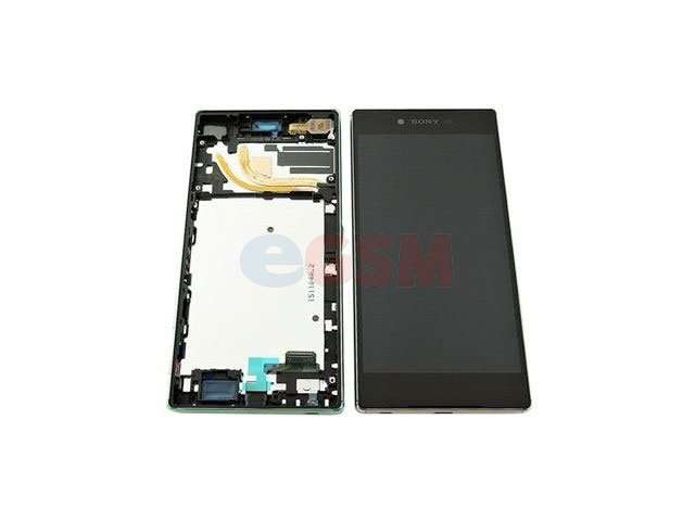 display cu touchscreen si rama sony e6853 xperia z5 premium