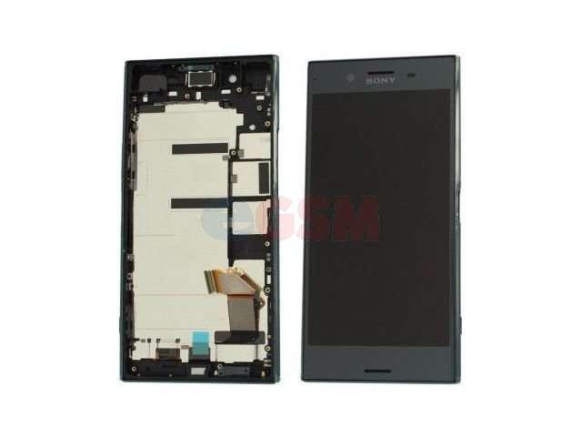 Display cu touchscreen si rama Sony Xperia XZ Premium, G8141, G8142
