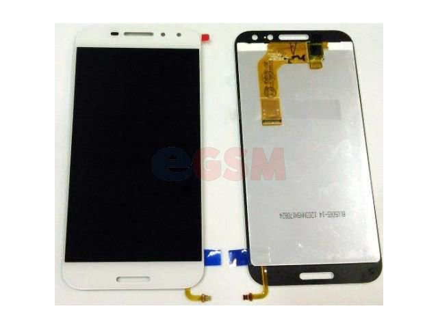 Display cu touchscreen Vodafone Smart N8, VFD-610 alb original