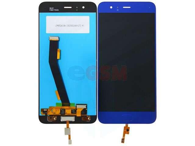 Display cu touchscreen Xiaomi Mi 6 albastru