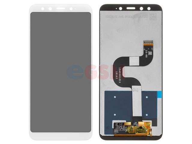 Display cu touchscreen Xiaomi Mi A2 (Mi 6X) alb