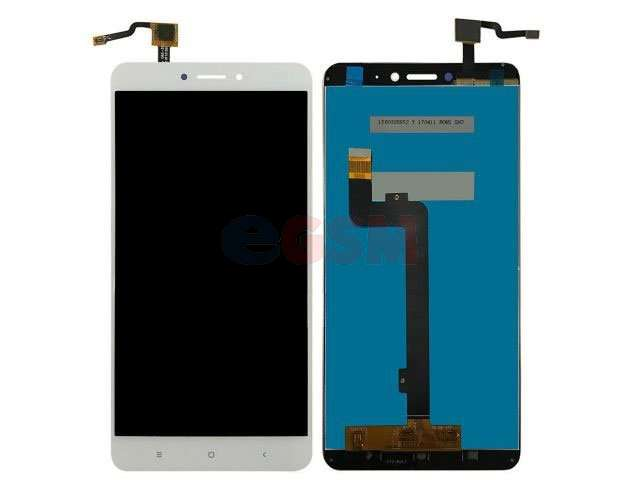 Display cu touchscreen Xiaomi Mi Max 2 alb