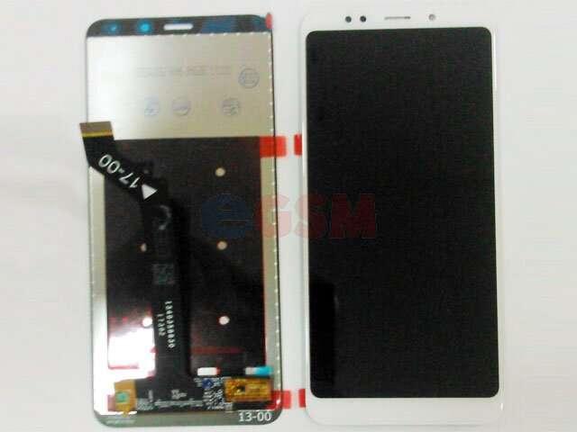 display cu touchscreen xiaomi redmi 5 plus redmi note 5 alb
