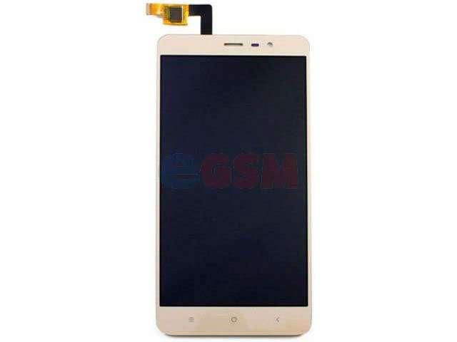 display cu touchscreen xiaomi redmi note 3 auriu