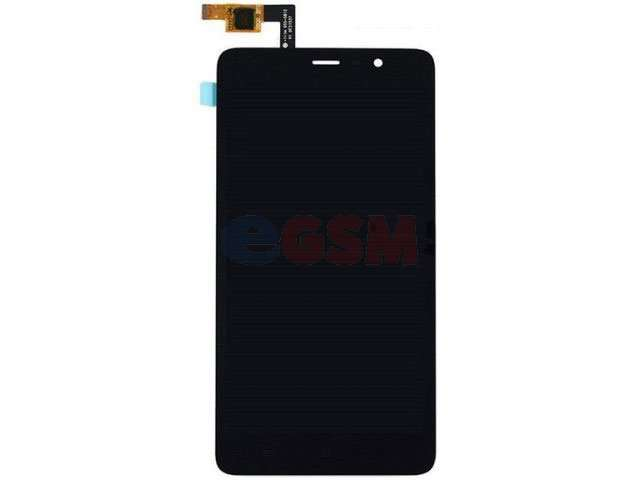 Display cu touchscreen Xiaomi Redmi Note 3 Pro negru