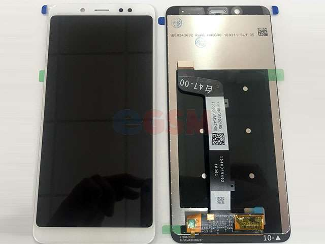 display cu touchscreen xiaomi redmi note 5 note 5 pro alb