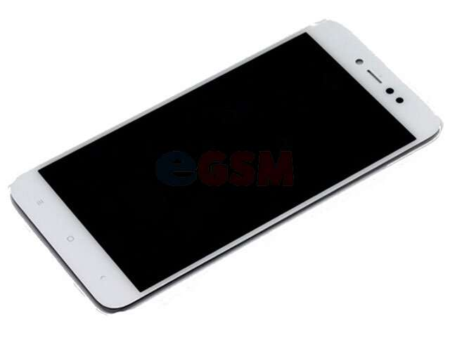 Display cu touchscreen Xiaomi Redmi Y1 (Note 5A) alb