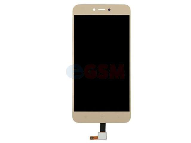 Display cu touchscreen Xiaomi Redmi Y1 (Note 5A) auriu