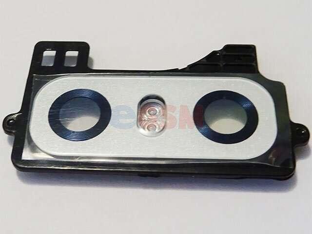 Geam camera LG G6, H870 alb